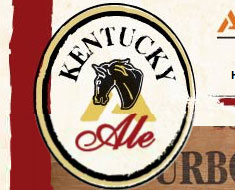 Kentucky Ale – Website Design